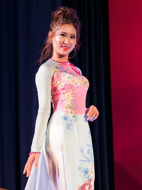 Nhan sắc 45 thí sinh Chung kết Hoa khôi Sinh viên Việt Nam 2017 ảnh 4