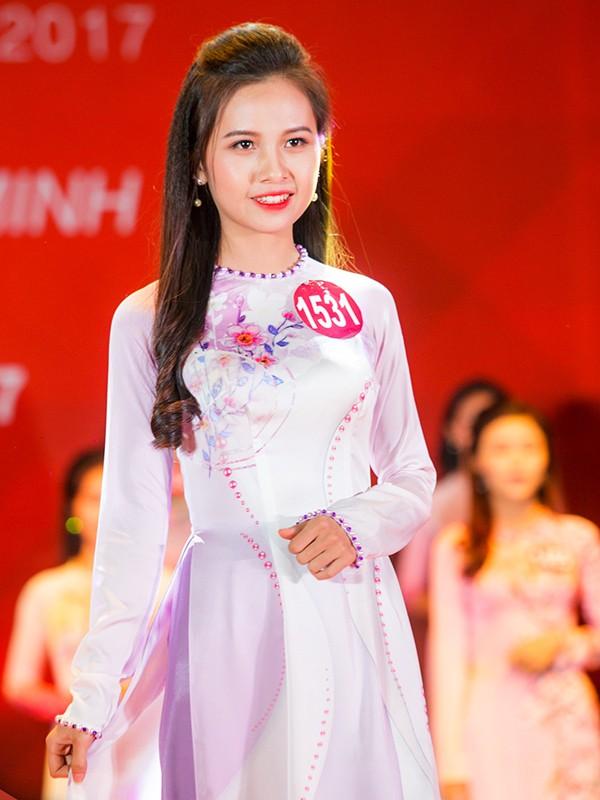 Nhan sắc 45 thí sinh Chung kết Hoa khôi Sinh viên Việt Nam 2017 ảnh 1