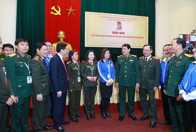 1000 đại biểu Đại hội Đoàn toàn quốc đối thoại với 'tư lệnh' 8 ngành ảnh 3