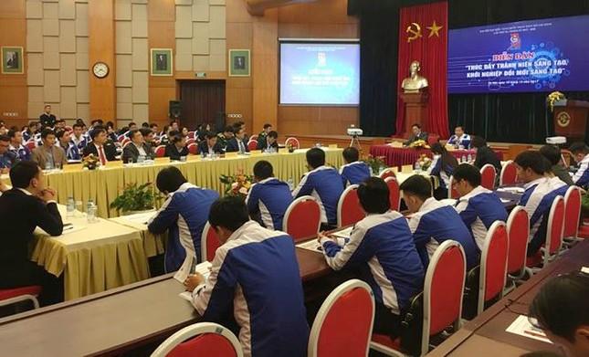 1000 đại biểu Đại hội Đoàn toàn quốc đối thoại với 'tư lệnh' 8 ngành ảnh 4