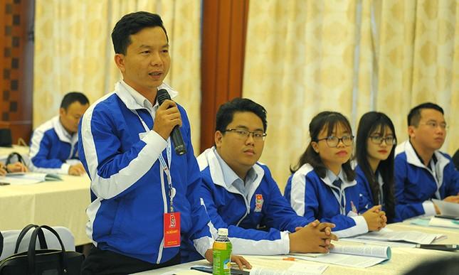Thanh niên đối thoại với Bộ trưởng: Giáo dục nghề nghiệp là khâu đột phá ảnh 1