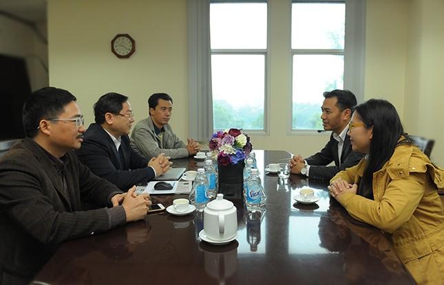 Báo Tiền Phong và Đoàn cơ sở TNCS Hồ Chí Minh tại Cuba ký phối hợp hoạt động ảnh 2