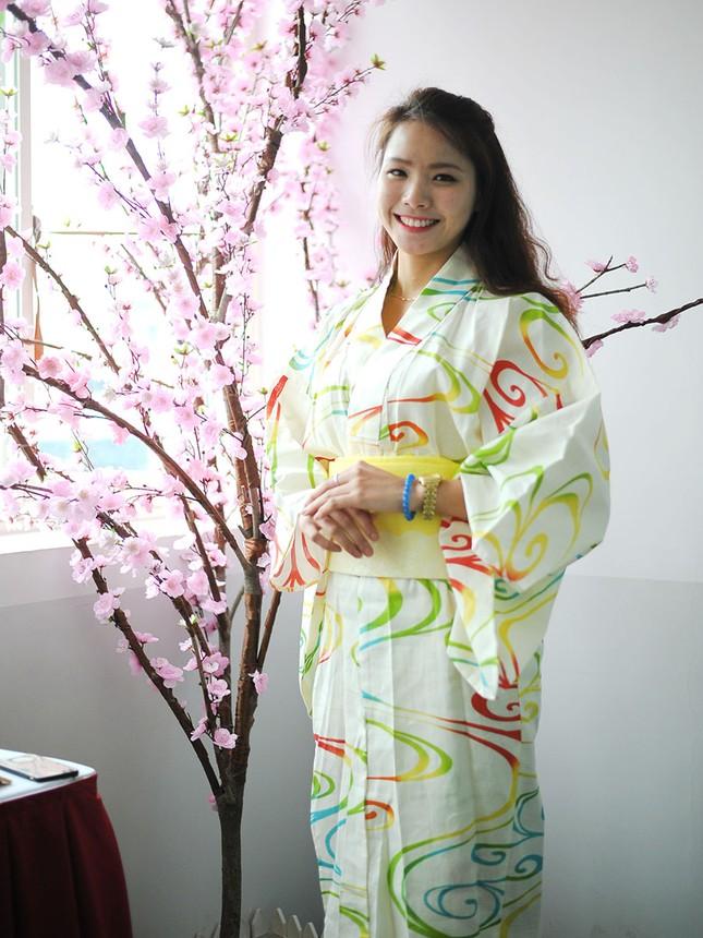 Giới trẻ Hà thành trải nghiệm trà đạo, kimono ảnh 1