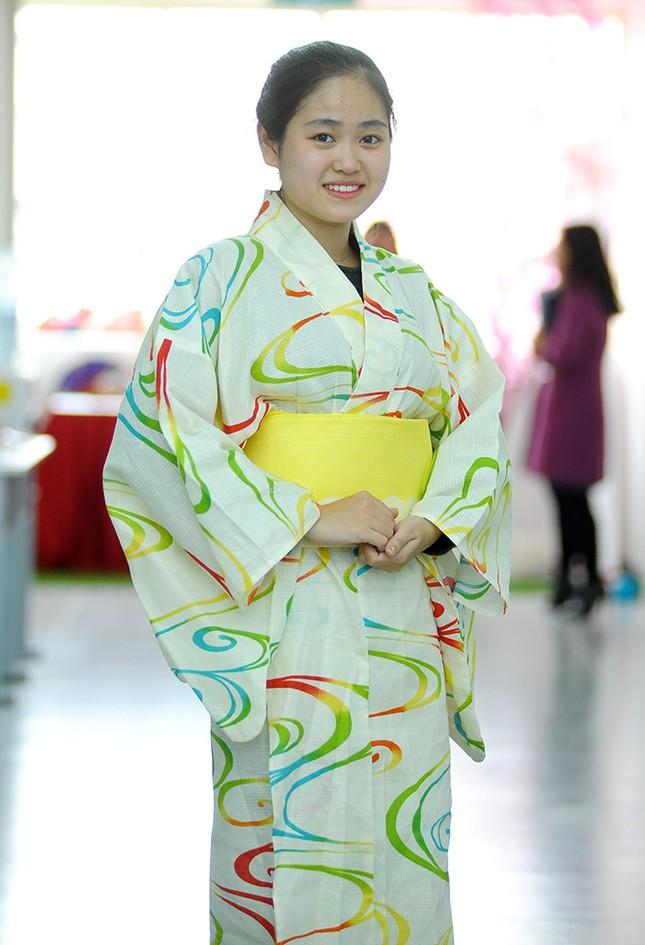 Giới trẻ Hà thành trải nghiệm trà đạo, kimono ảnh 2