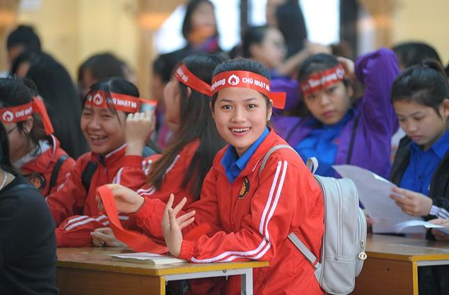 Tuổi trẻ Bắc Ninh hào hứng tham gia Chủ nhật Đỏ ảnh 3