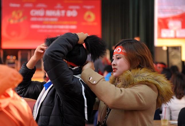 Tuổi trẻ Bắc Ninh hào hứng tham gia Chủ nhật Đỏ ảnh 5