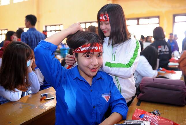 Tuổi trẻ Bắc Ninh hào hứng tham gia Chủ nhật Đỏ ảnh 4
