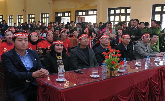 Tuổi trẻ Bắc Ninh hào hứng tham gia Chủ nhật Đỏ ảnh 2