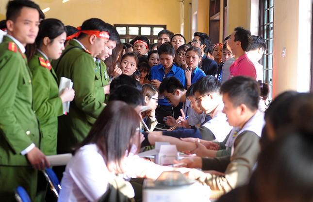 Tuổi trẻ Bắc Ninh hào hứng tham gia Chủ nhật Đỏ ảnh 7