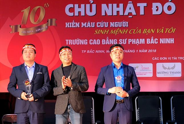 Tuổi trẻ Bắc Ninh hào hứng tham gia Chủ nhật Đỏ ảnh 11