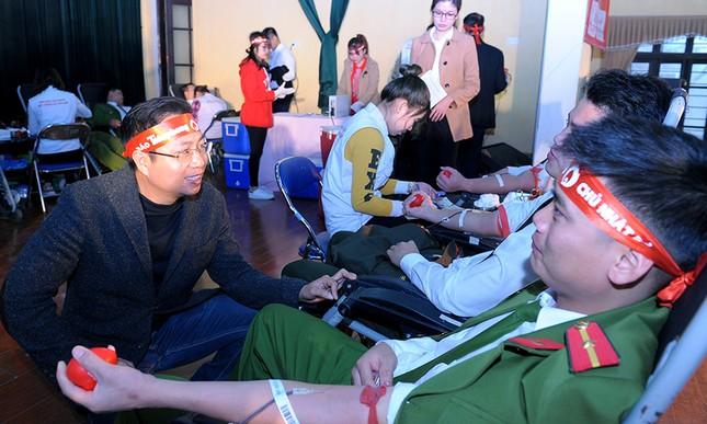 Tuổi trẻ Bắc Ninh hào hứng tham gia Chủ nhật Đỏ ảnh 10