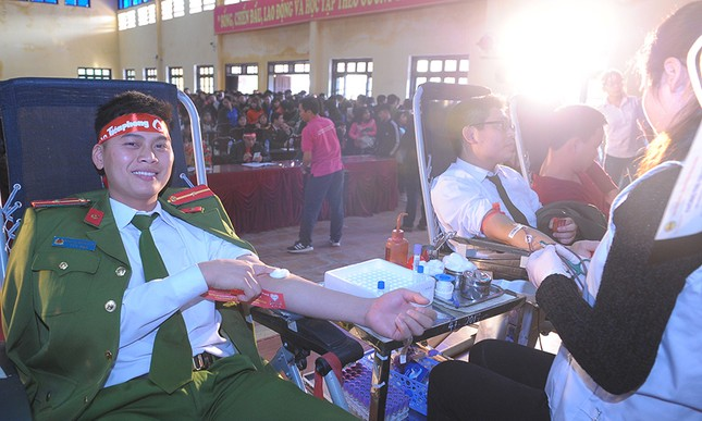 Tuổi trẻ Bắc Ninh hào hứng tham gia Chủ nhật Đỏ ảnh 8