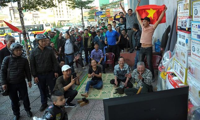Người Hà Nội 'cháy' cùng U23 Việt Nam