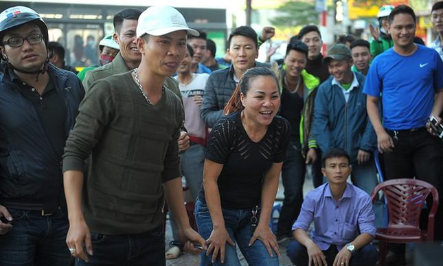 Người Hà Nội 'cháy' cùng U23 Việt Nam ảnh 4