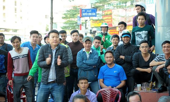 Người Hà Nội 'cháy' cùng U23 Việt Nam ảnh 6