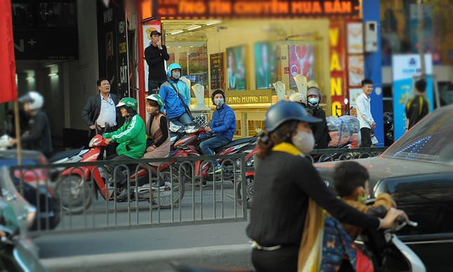 Người Hà Nội 'cháy' cùng U23 Việt Nam ảnh 10