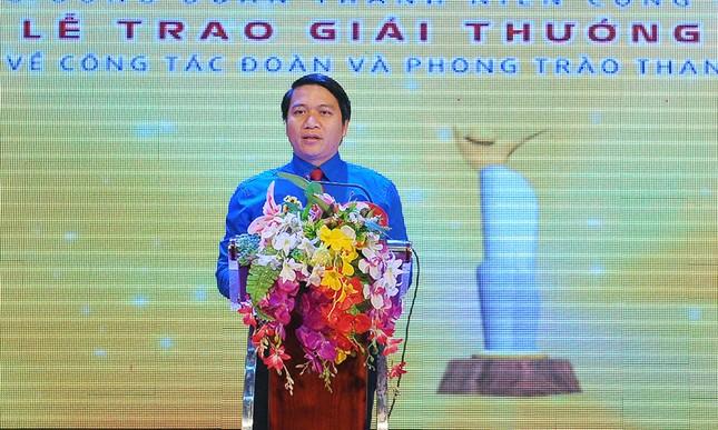 Báo Tiền Phong đạt nhiều giải cao viết về công tác Đoàn 2018 ảnh 3