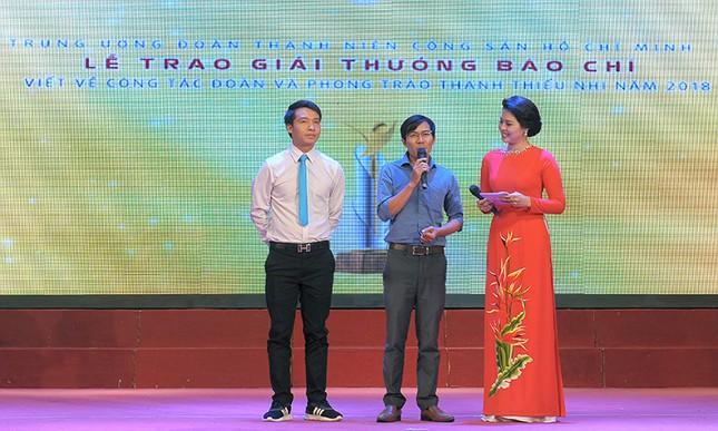 Báo Tiền Phong đạt nhiều giải cao viết về công tác Đoàn 2018 ảnh 2