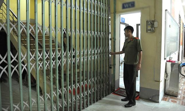 Hà Giang tăng cường an ninh, 'tiếp viện' đồ ăn để rà soát điểm thi ảnh 4