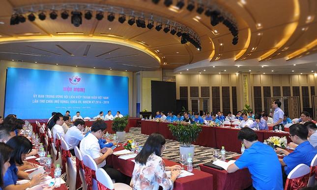 Anh Lê Quốc Phong giữ chức Chủ tịch T.Ư Hội LHTN Việt Nam ảnh 1