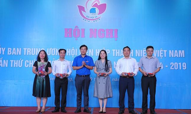 Anh Lê Quốc Phong giữ chức Chủ tịch T.Ư Hội LHTN Việt Nam ảnh 10