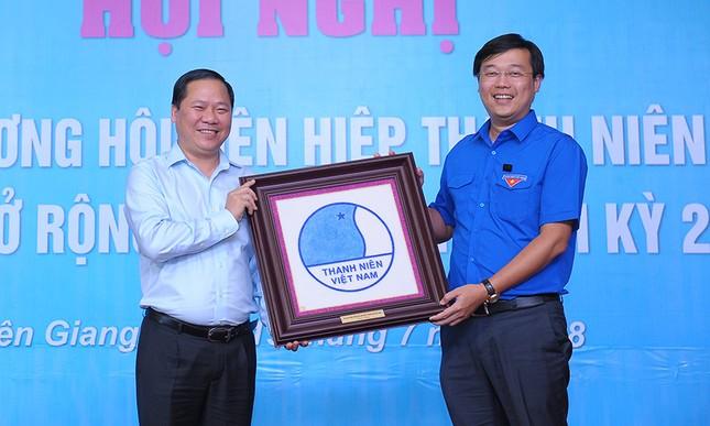 Anh Lê Quốc Phong giữ chức Chủ tịch T.Ư Hội LHTN Việt Nam ảnh 9