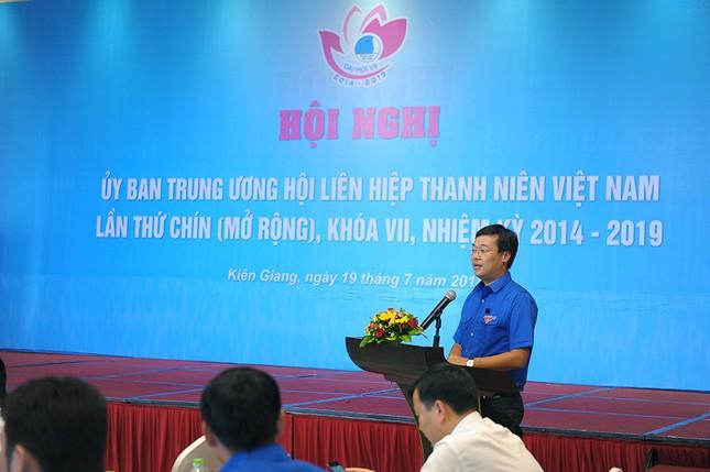 Anh Lê Quốc Phong giữ chức Chủ tịch T.Ư Hội LHTN Việt Nam ảnh 7