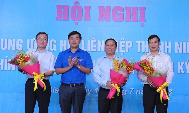 Anh Lê Quốc Phong giữ chức Chủ tịch T.Ư Hội LHTN Việt Nam ảnh 11