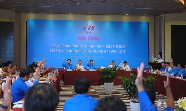 Anh Lê Quốc Phong giữ chức Chủ tịch T.Ư Hội LHTN Việt Nam ảnh 4