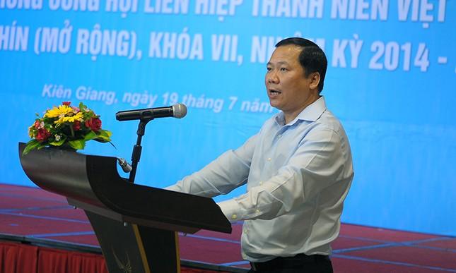 Anh Lê Quốc Phong giữ chức Chủ tịch T.Ư Hội LHTN Việt Nam ảnh 6