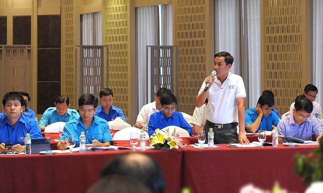 Anh Lê Quốc Phong giữ chức Chủ tịch T.Ư Hội LHTN Việt Nam ảnh 3