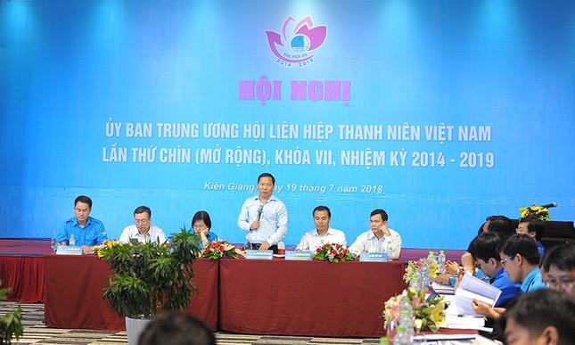 Anh Lê Quốc Phong giữ chức Chủ tịch T.Ư Hội LHTN Việt Nam ảnh 2