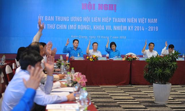 Anh Lê Quốc Phong giữ chức Chủ tịch T.Ư Hội LHTN Việt Nam ảnh 5