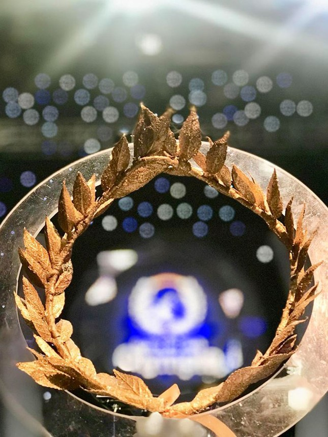 Kỷ lục gia Nguyễn Hoàng Cường vô địch Chung kết Đường lên đỉnh Olympia ảnh 1