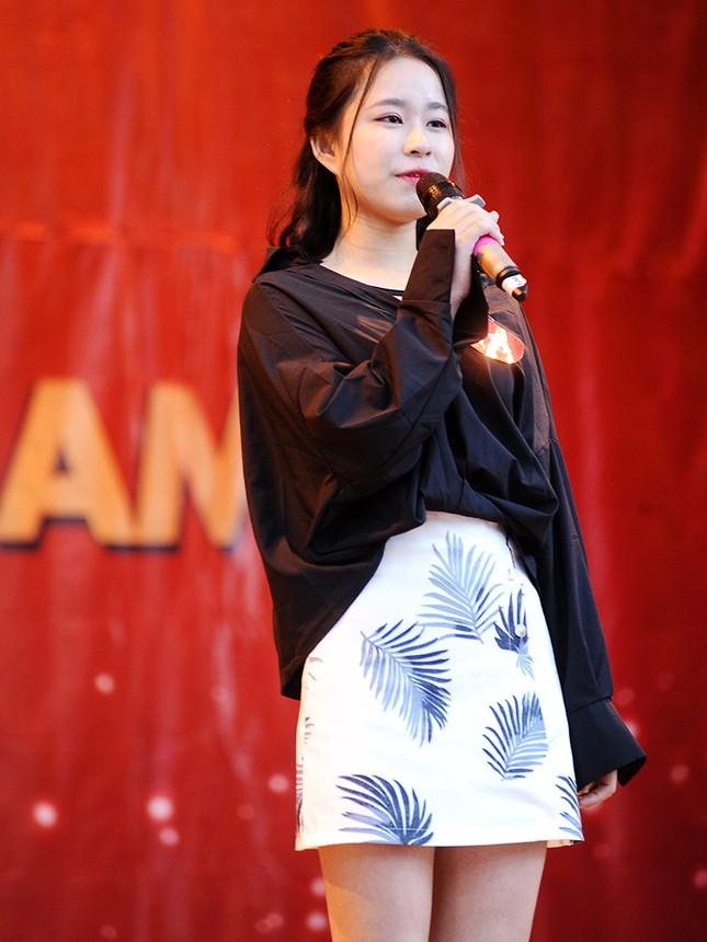 Nữ sinh Xây dựng tóc ngắn cá tính xinh như diễn viên Hoa ngữ ảnh 9