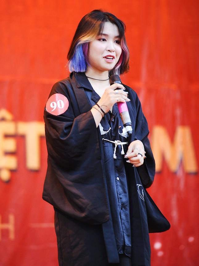 Nữ sinh Xây dựng tóc ngắn cá tính xinh như diễn viên Hoa ngữ ảnh 11