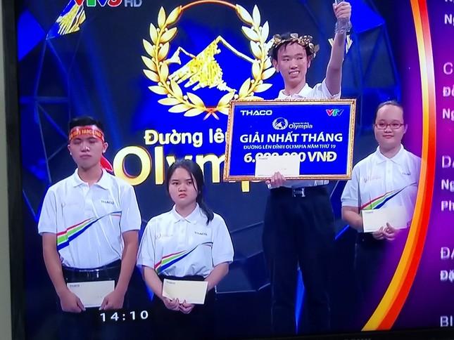 10X Hà Nội làm nên 'happy ending' cho Đường lên đỉnh Olympia ảnh 2