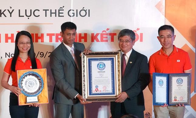 Việt Nam có kỷ lục thế giới chạy xuyên lãnh thổ Quốc gia ảnh 1