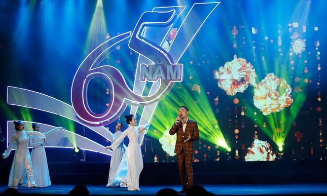 Trang trọng buổi gặp mặt kỷ niệm 65 năm báo Tiền Phong ra số đầu tiên ảnh 1