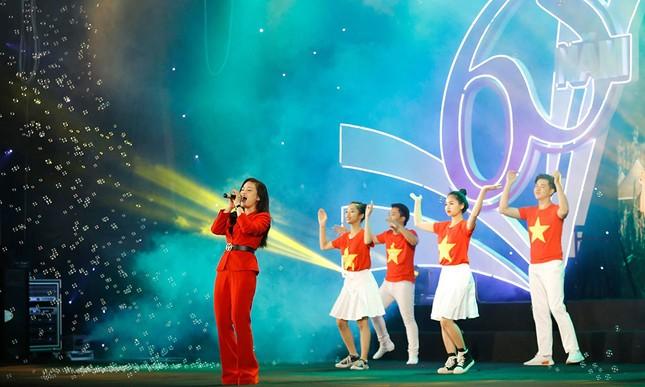 Trang trọng buổi gặp mặt kỷ niệm 65 năm báo Tiền Phong ra số đầu tiên ảnh 2