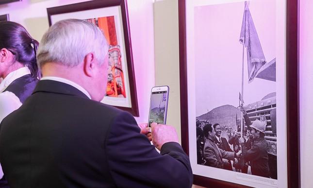 Trang trọng buổi gặp mặt kỷ niệm 65 năm báo Tiền Phong ra số đầu tiên ảnh 14