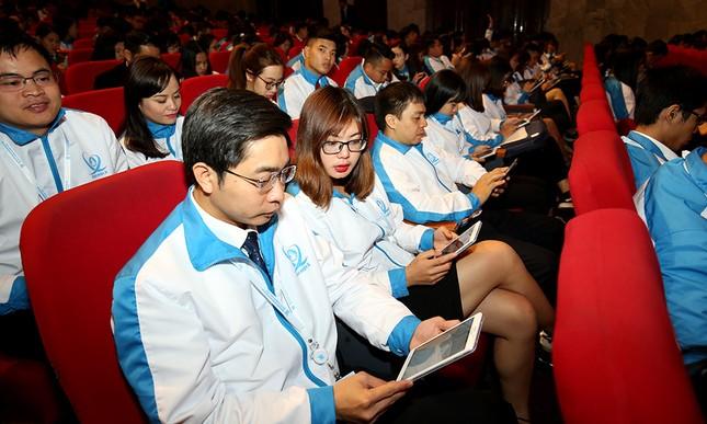 Đại hội Hội Sinh viên biểu quyết bằng công nghệ ảnh 4