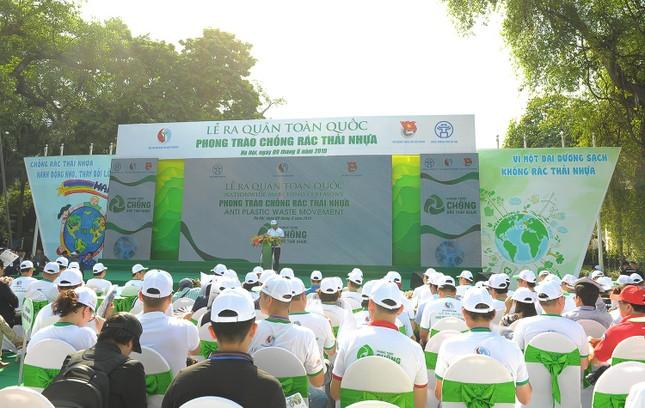 Thủ tướng Nguyễn Xuân Phúc phát động toàn quốc chống rác thải nhựa ảnh 1