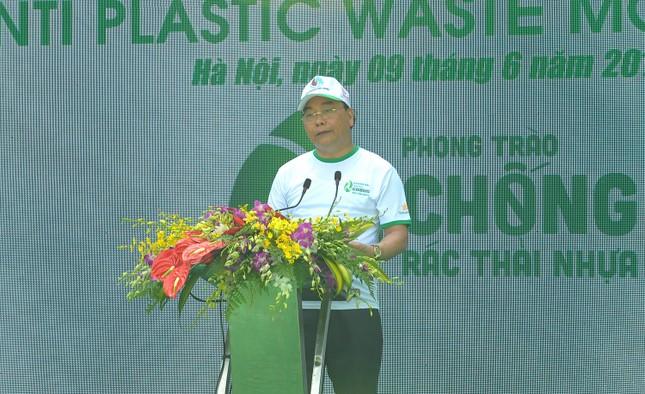 Thủ tướng Nguyễn Xuân Phúc phát động toàn quốc chống rác thải nhựa ảnh 2