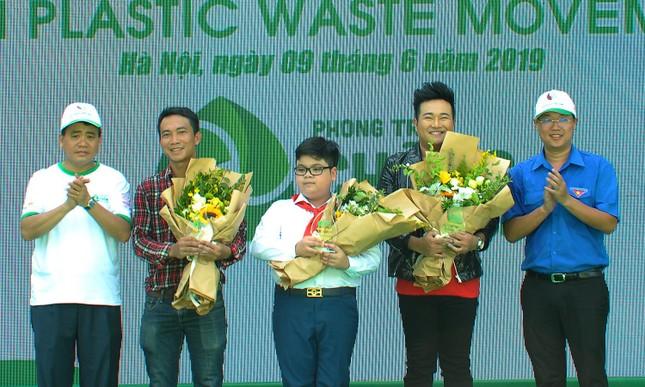 Thủ tướng Nguyễn Xuân Phúc phát động toàn quốc chống rác thải nhựa ảnh 5