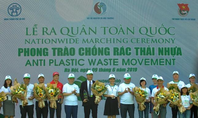 Thủ tướng Nguyễn Xuân Phúc phát động toàn quốc chống rác thải nhựa ảnh 3