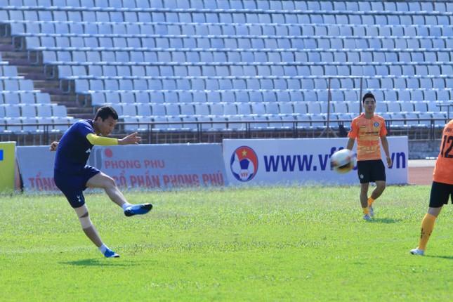 Thanh niên Hà Nam tranh tài bóng đá ảnh 5