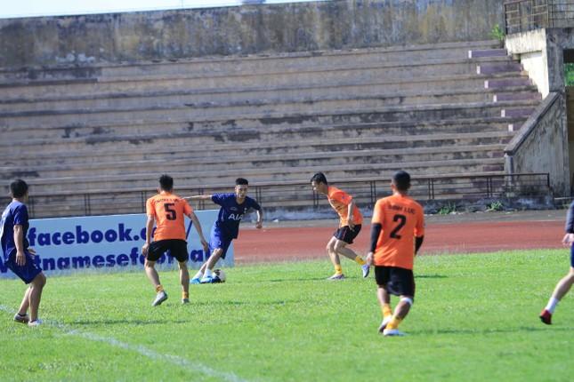 Thanh niên Hà Nam tranh tài bóng đá ảnh 4