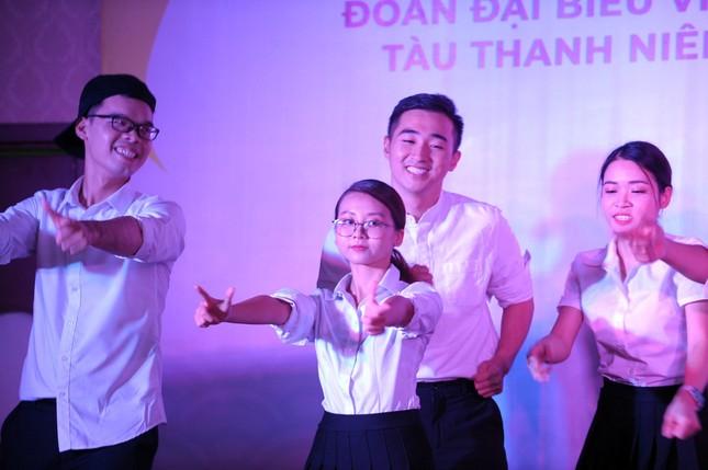 Đoàn Việt Nam tham dự Tàu Đông Nam Á - Nhật Bản cover 'Để Mị nói cho mà nghe' ảnh 3