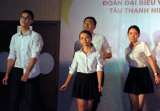 Đoàn Việt Nam tham dự Tàu Đông Nam Á - Nhật Bản cover 'Để Mị nói cho mà nghe' ảnh 2